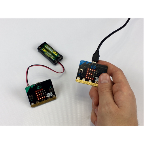 micro:bits in action