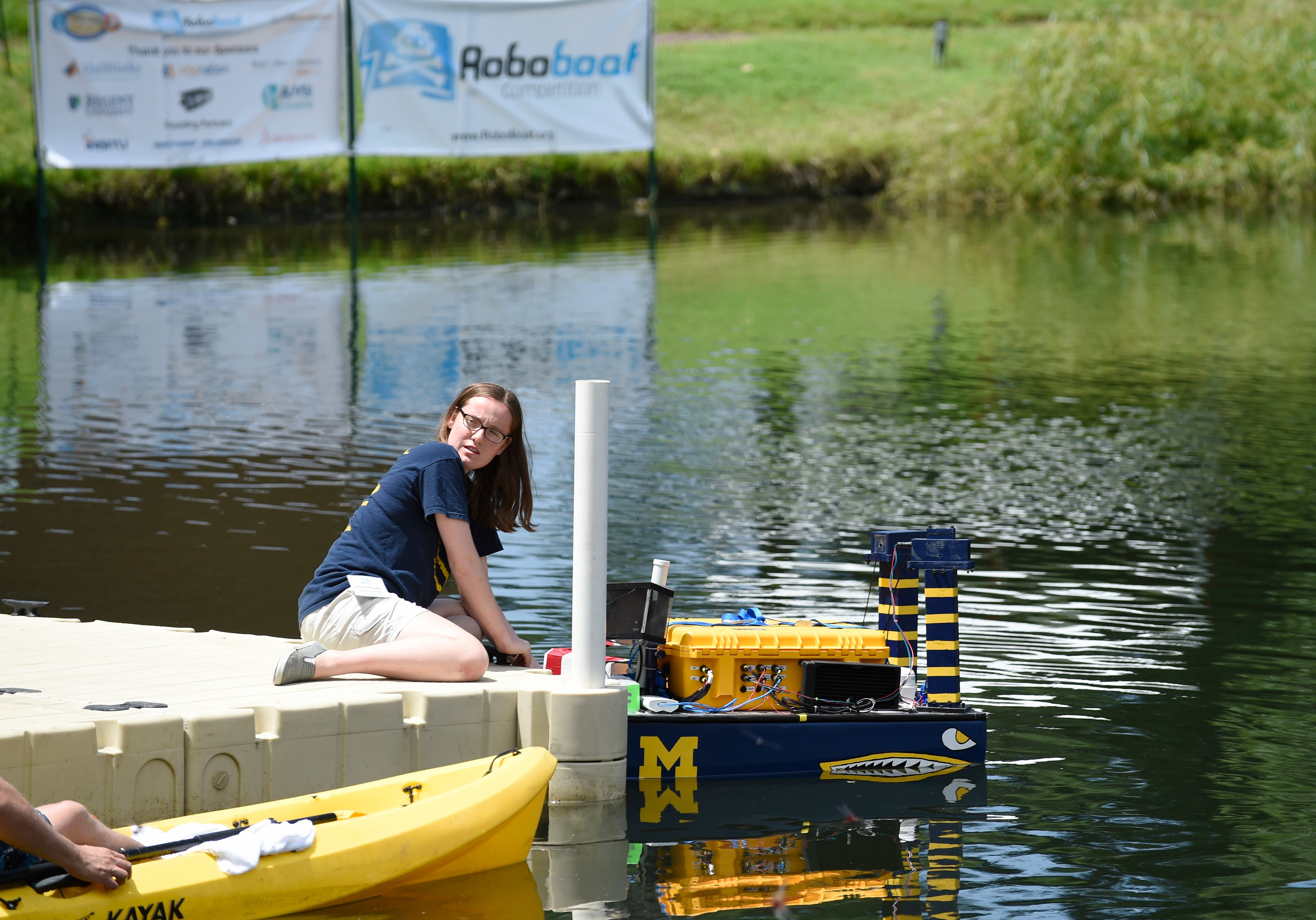 Embry-Riddle Aeronautical University, SeaPerch, RoboBoat Team Lead
