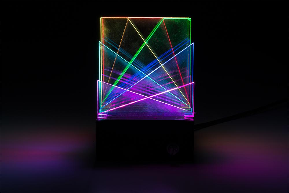 getting creative with light sculpture designs