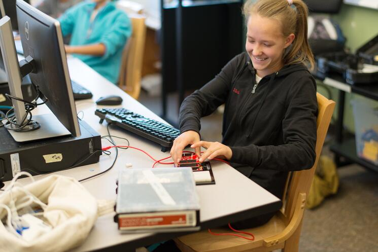 having fun with coding and electronics