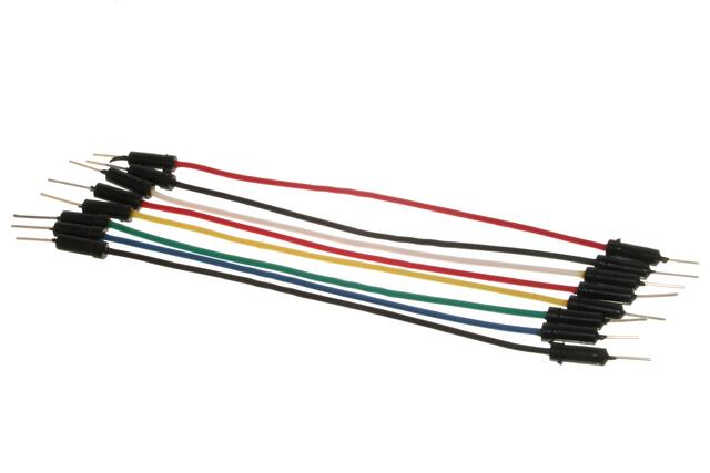 jumper wire colors