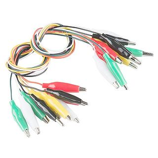 alligator clips