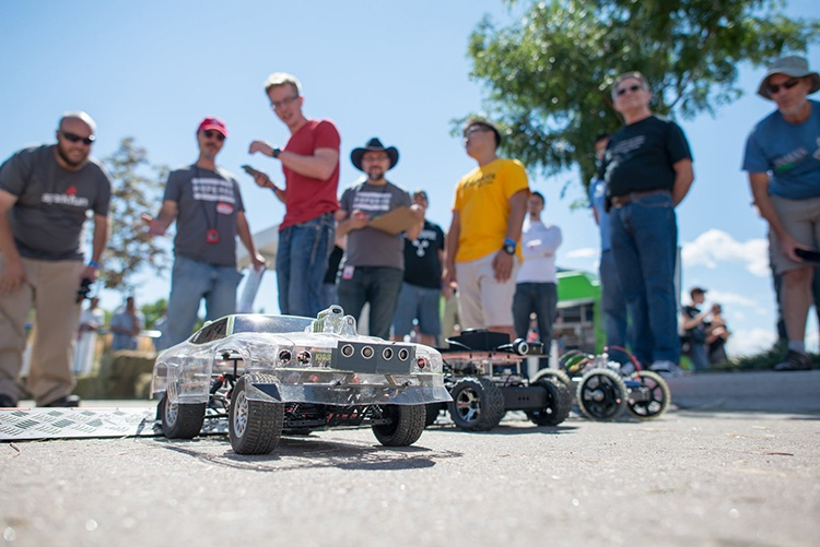 SparkFun Autonomous Vehicle Competition
