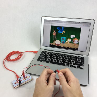 makey makey and scratch