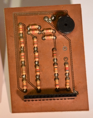 PCB copper layers