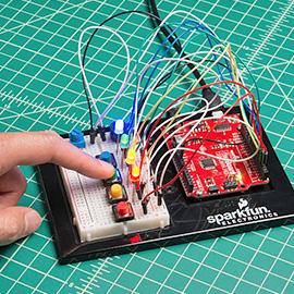 SparkFun Inventor's Kit - Arduino