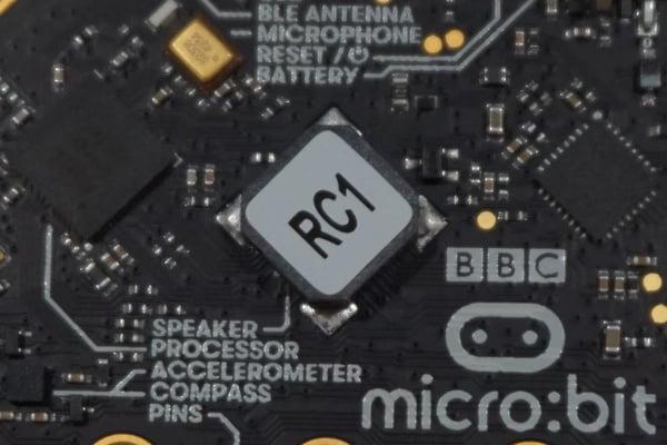 micro:bit v2 speaker