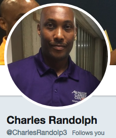 Charles Randolph Twitter Profile