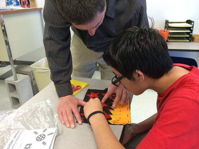 using e-textiles in science classroom