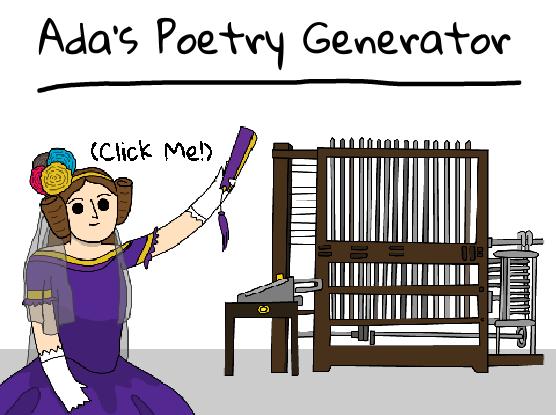 Ada Poetry Generator
